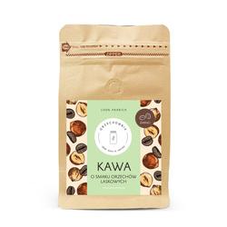 Kawa o smaku orzechów laskowych ziarnista 200g