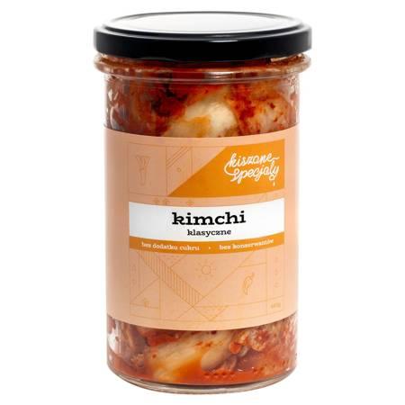 Kimchi klasyczne 480g